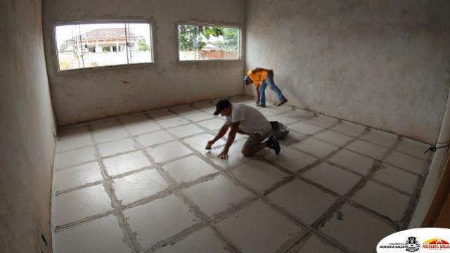 Escola de Campo Agostinho Portello já está em fase de acabamento