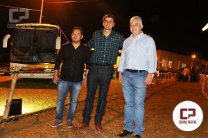 Deputado Estadual Douglas Fabrício esteve reunido com lideranças na Expo-Sales2018