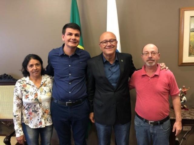 Moreira Sales recebe recursos para obras de micro bacias